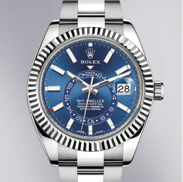 Rolex Oyster Perpertual Sky-Dweller - Kee Hing Hung