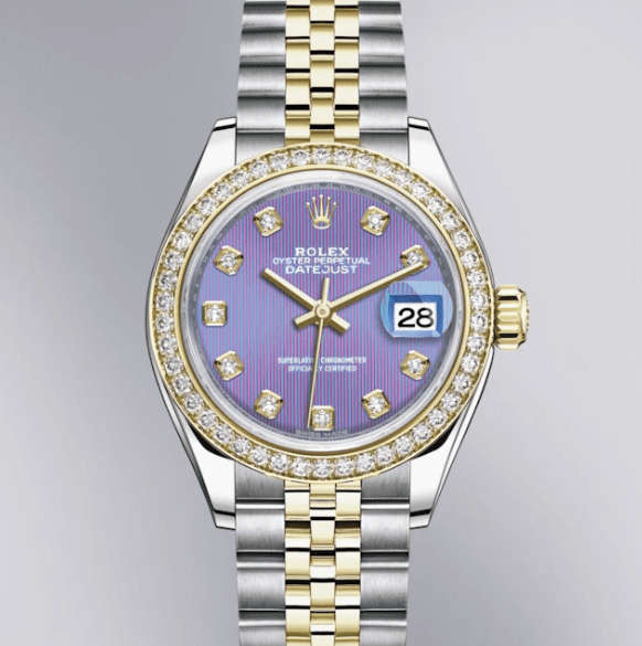 Rolex Oyster Perpetual Lady-Datejust 28 - Kee Hing Hung