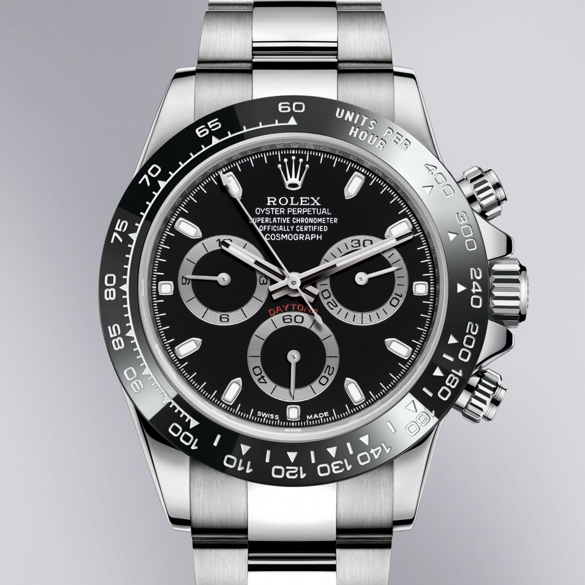 Rolex Oyster Perpetual Cosmograph Daytona In Oystersteel