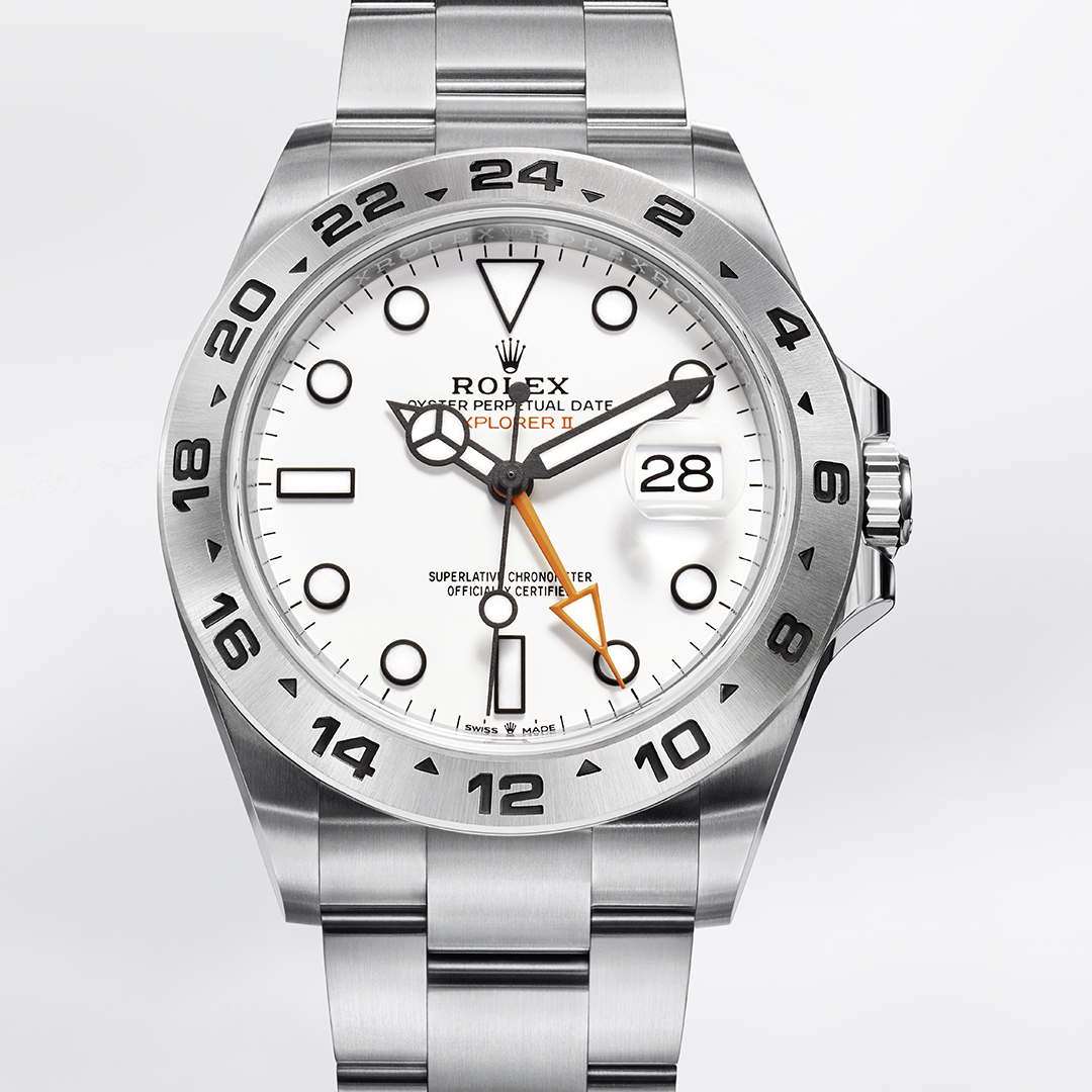 Rolex Presents New-generation Oyster Perpetual Explorer and Explorer II Watches